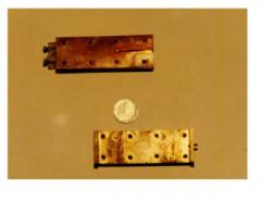 A semiconductor resonator with electronic...