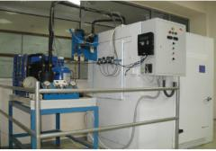 Industrial refrigerating equipment