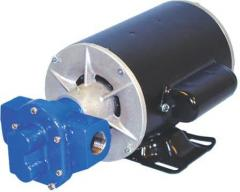 Ductile Iron Close Coupled Rotary Gear Pumps