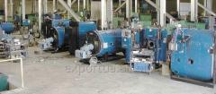 Industrial thermo technical gas equipment
