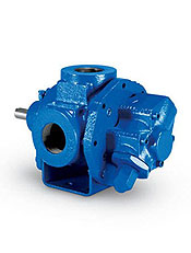 Rotary gear, medium duty, standard size pumps
