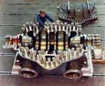 Axially Split Pumps