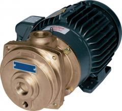 A Series Single Stage Liquid Ring Vacuum Pumps