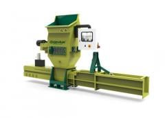 GREENMAX EPS foam compactor A-100 For Sale