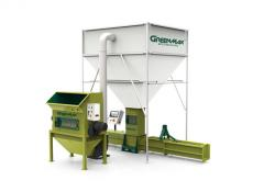 GREENMAX polystyrene compactor A-300 For Sale