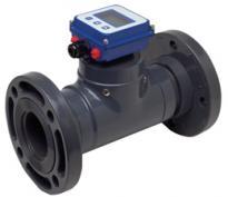 WTP: PVC body turbine flowmeter