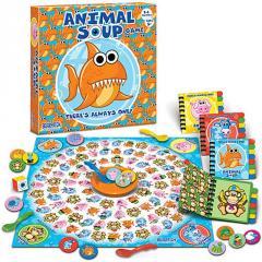 Animal Soup Game