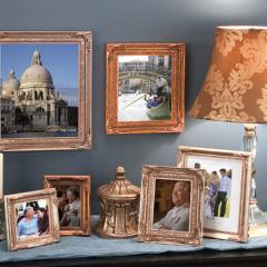 Decorative frames Genova