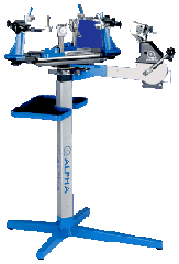 Axis Pro Stringing Machine