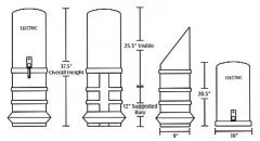 Secondary Pedestal 9x10