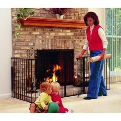 Fireplace Hearth Baby Gate