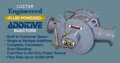 Custom Engineered Additive Injector Model