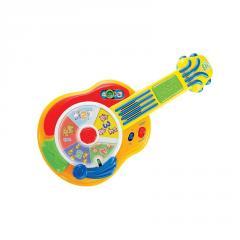 Animal Sounds Guitar (Bilingual/Spanish)