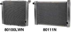 Afco Single Row Core Radiators