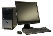 Desktop, Brite Essential DH61BE