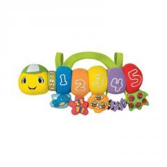 Developmental Baby Counting Pal Plush