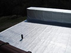 Seal Coat Aluminum Roof Coating