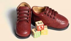 Pediatric Custom-Molded Shoes