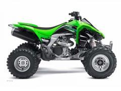 2012 Kawasaki KFX® 450R