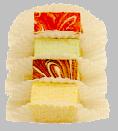 Mazelle's Cheesecake Petit Fours