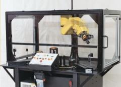Robotic Deburring Machine BurrACEr