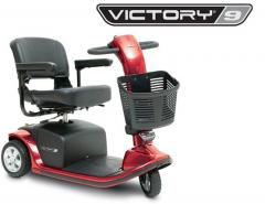 Scooter, Pride Victory 9