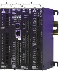 2 to 8-Axis Motion Controller