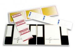 Thermal Transfer Printed Labels