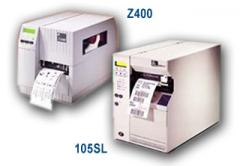 Thermal Transfer Printers, Zebra