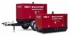 Industrial Towable Standby Generators (TS)