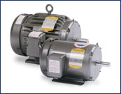 Baldor - 2 HP 1735 RPM 3 PH 60 HZ AC Motor - M3558