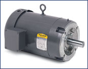 Baldor - 1/2 HP 3450 RPM 3 PH 60 HZ AC Motor