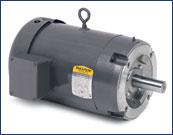 Baldor - 1/2 HP 3450 RPM 3 PH 60 HZ AC Motor