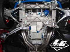 ARE Dry Sump Oil Pan
