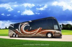 """New Bus Conversion - 2013 Prevost """"The"""