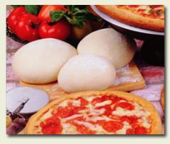 Alpha Gold Pizza Dough Ball