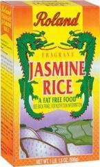 Jasmine Rice, 100% Natural