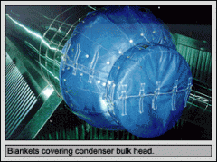 Chilled water and cryogenic covers