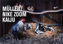 Nicolas Müller / Nike Zoom Kaiju QS In Stock