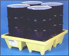 Spill Control Pallets, Poly-Spill Pallet™ 6000