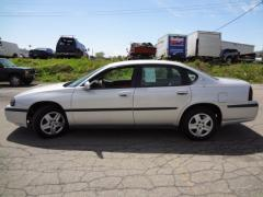 2004 Chevrolet Impala Front-Wheel Drive