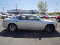 2008 Dodge Charger Rear-Wheel Drive