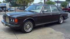 1985 Rolls Royce Silver Spirit ~ 13,475 True Miles