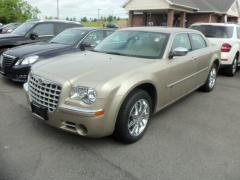2008 Chrysler 300C AWD w/Leather, Sunroof Sedan
