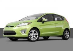 2011 Ford Fiesta SES 4 Door Hatchback