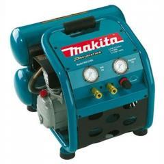 Makita Mac2400 2.5 Hp Air Compressor (Twin Stack)