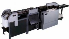 MODEL ACDCHP - Automatic Collate, Die Cut and Hole