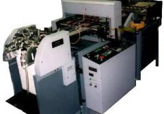 MODEL ATS -Automatic Tab Laminate and Die Cut