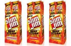 Slim Jim Snacks