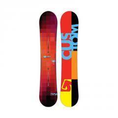 Burton Custom Flying V Snowboard - Mens
